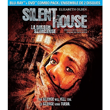 Silent House (BLU-RAY DISC)