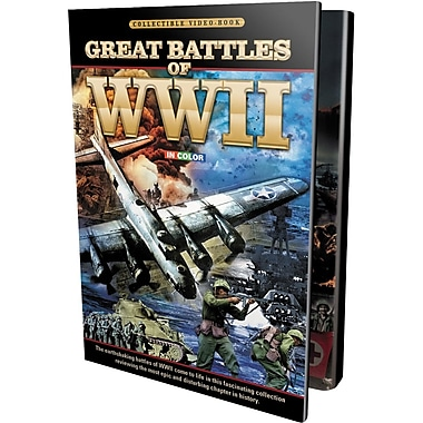 Great Battles Of Wwii (DVD)