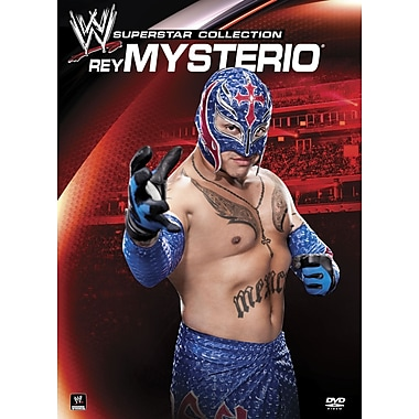 WWE 2012 - Superstar Collection - Rey Mysterio (DVD)