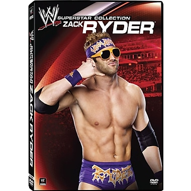 WWE 2012 - Superstar Collection - Zack Ryder (DVD)
