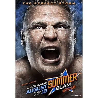 WWE 2012 - Summerslam 2012 - Los Angeles, Ca - August 19, 2012 Ppv (DVD)
