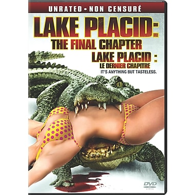 Lake Placid: Final Chapter (DVD)