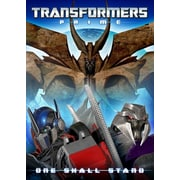 Transformers Prime - One Shall Stand (DVD)