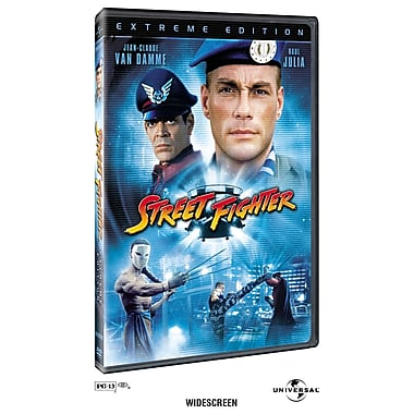 Street Fighter: Extreme Edition (DVD)