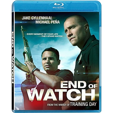 End Of Watch (DISQUE BLU-RAY)
