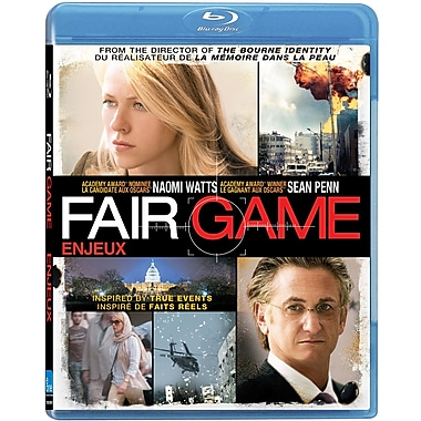 Fair Game (BLU-RAY DISC)