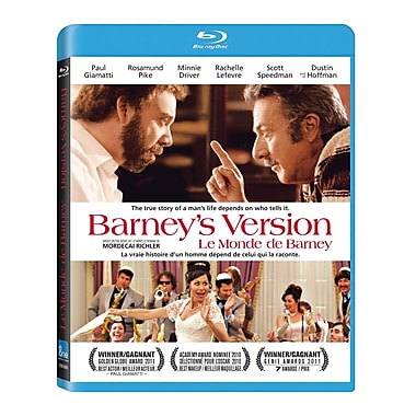 Barney'S Version (DISQUE BLU-RAY)