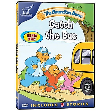 The Berenstain Bears: Catch The Bus (DVD)