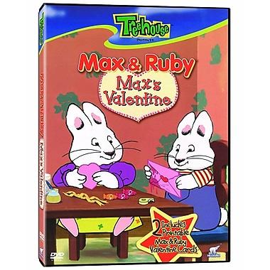 Max & Ruby: Max'S Valentine (DVD)