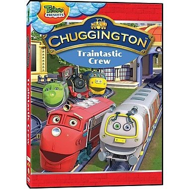 Chuggington: Traintastic Crew (DVD)