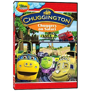 Chuggington: Chuggers On Safari (DVD)