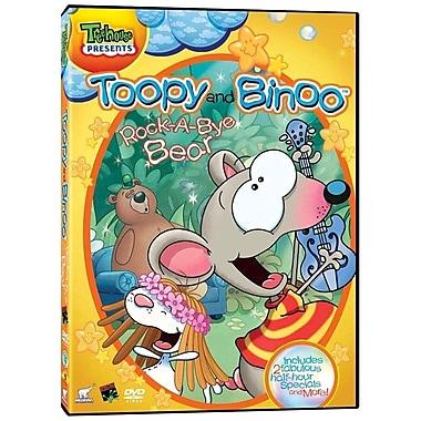 Toopy And Binoo: Rock-A-Bye-Bear (DVD)
