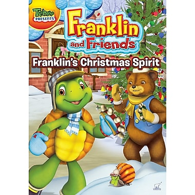 Franklin And Friends - Franklin'S Christmas Spirit (DVD)