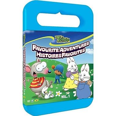 Treehouse Favourite Adventures Volume 1 Histories Favorites Volume 1 (DVD)