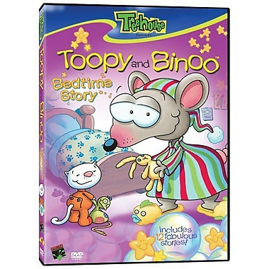 Toopy And Binoo: Bedtime Story (DVD)