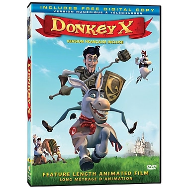 Donkey X (DVD + Digital Copy)