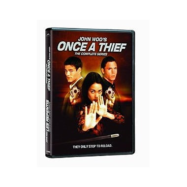 John Woo'S Once A Thief: The Complete Series (DVD)