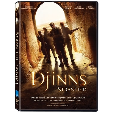 Djinns (Régie Imprimée Sur Boitier)