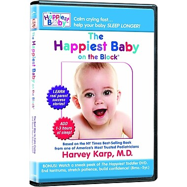 The Happiest Baby On The Block (DVD)