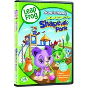 Leapfrog: Adventures In Shapeville (DVD)