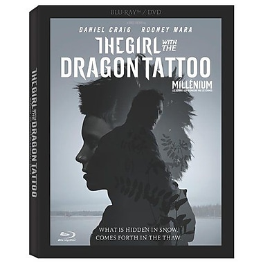 Girl With The Dragon Tattoo (BRD + DVD)