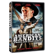 American Bandits: Frank And Jesse James (DVD)