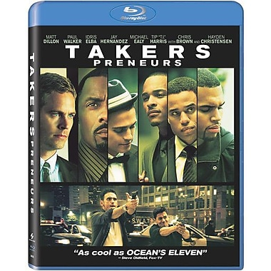 Takers (DISQUE BLU-RAY)