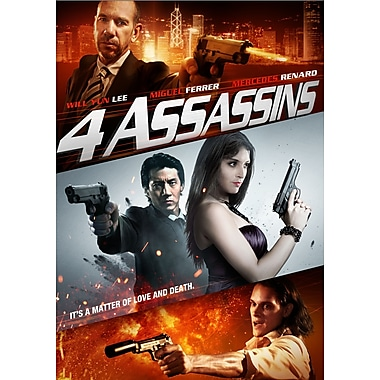 Four Assassins (DVD)
