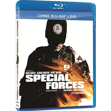 Special Forces (BRD + DVD)
