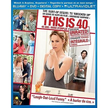 This Is 40 (BRD+DVD+DGTL Copy+UltraV)