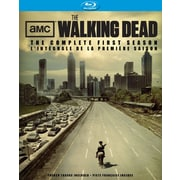 The Walking Dead: The Complete First Season (DISQUE BLU-RAY)