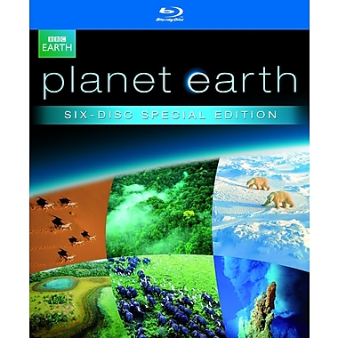 Planet Earth: The Complete Collection (DISQUE BLU-RAY)