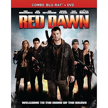 Red Dawn (BRD + DVD)