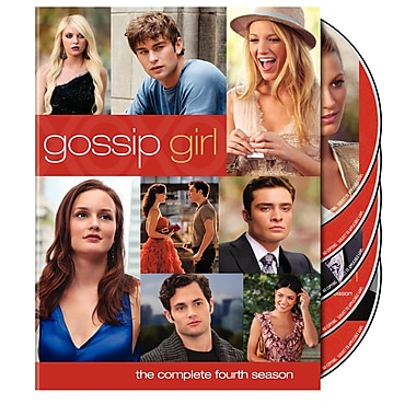 Gossip Girl: The Complete Fourth Season (DVD)