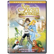 The Swan Princess: The Mystery Of The Enchanted Treasure (DVD)