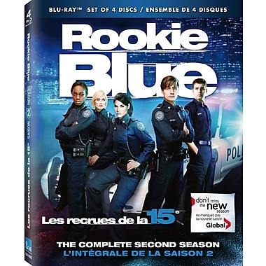 Rookie Blue Season 2 (BLU-RAY DISC)