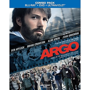 Argo (BRD+DVD+UltraV/DGTL Copy)