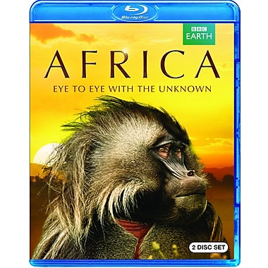 Africa (DISQUE BLU-RAY)