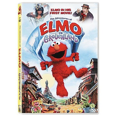 The Adventures Of Elmo In Grouchland (DVD)