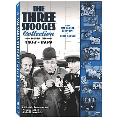 The Three Stooges Collection: Volume Two: 1937-1939 (DVD)