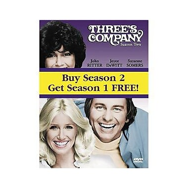 Three's Company: Season 1 &2 Bundle Pack (DVD)