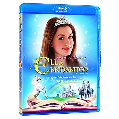 Ella Enchanted (BLU-RAY DISC)