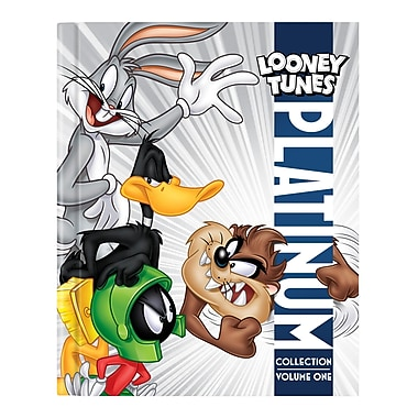 The Looney Tunes: Platinum Collection, Volume One (DISQUE BLU-RAY)
