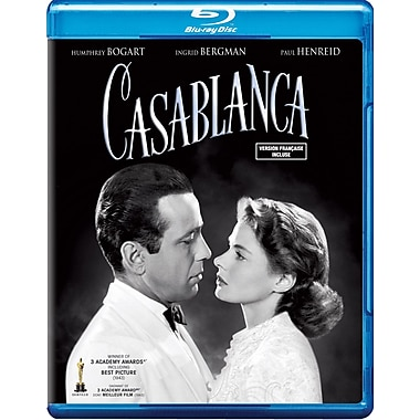Casablanca: 70Th Anniversary (DISQUE BLU-RAY)