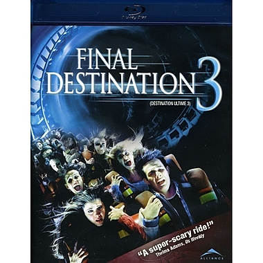 Final Destination 3 (BLU-RAY DISC)