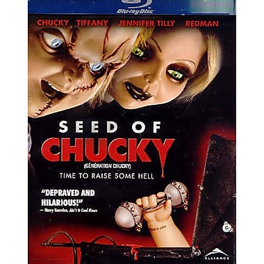 Seed Of Chucky (BLU-RAY DISC)