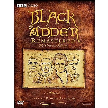 Blackadder Remastered (DVD)