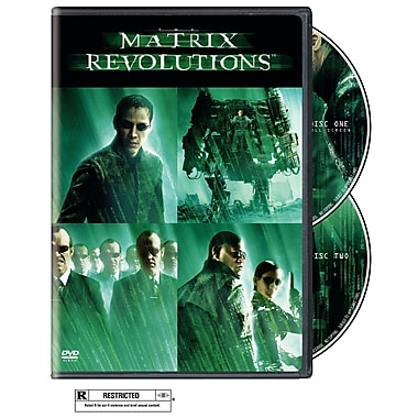 The Matrix Revolutions (DVD) 2010