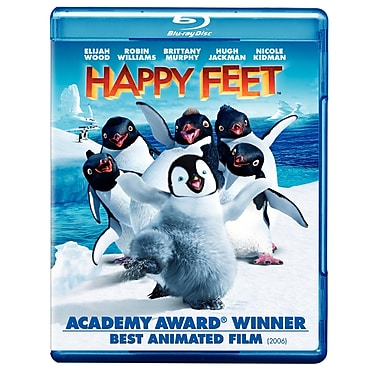 Happy Feet (DISQUE BLU-RAY)