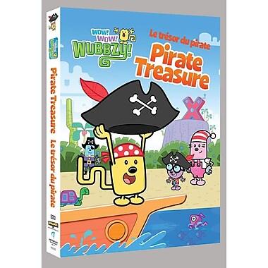Wow! Wow! Wubbzy!: Pirate Treasure (DVD)